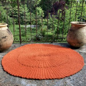 Grands tapis ovales